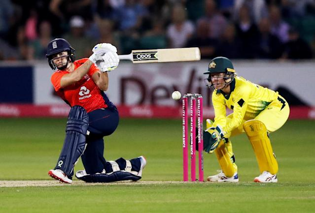 Katherine Brunt will be a key player for England at the upcoming World T20 in Australia