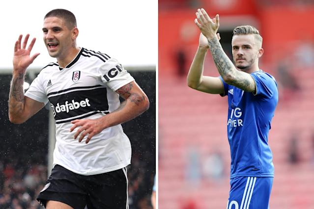 Some of the Premier League new boys have taken no time adapting to life in the top-flight