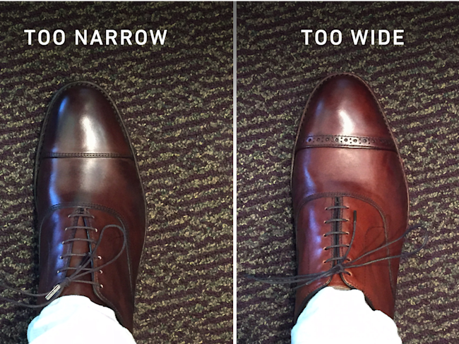 73bd553219a 6 tell-tale signs your dress shoes don t fit correctly