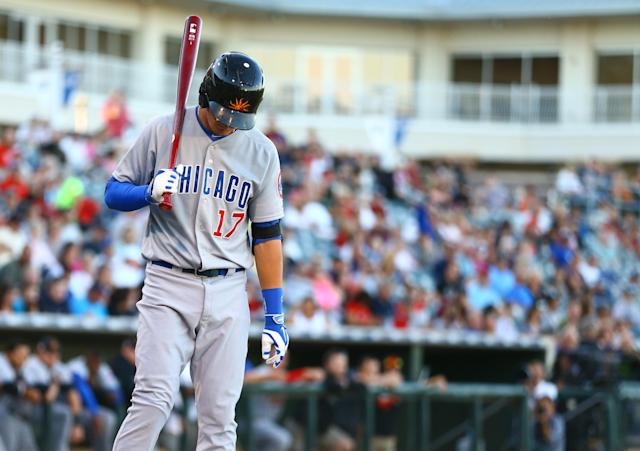 Checking in with Kris Bryant, who continues to destroy Double-A pitching