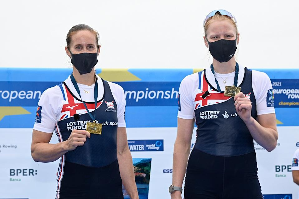 (Getty Images for British Rowing)