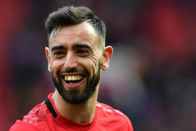 Manchester United are yet to lose in the Premier League since Bruno Fernandes's arrival in January