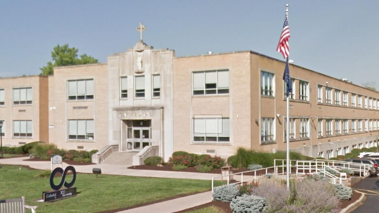 Cathedral High School in Indianapolis, Indiana. (Photo: WTTV - Indianapolis)