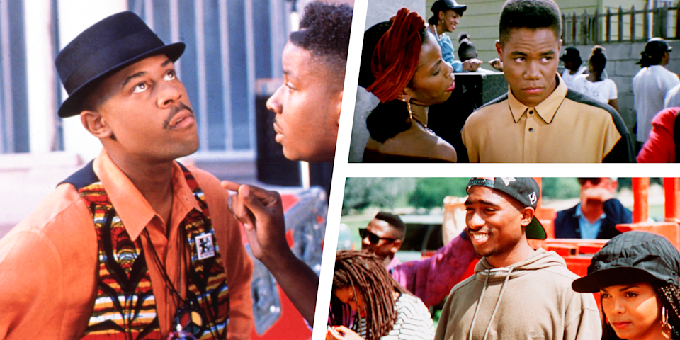 "<p>While Black people have a long history of shining on film—even in the midst of racism and bigotry—the 1990s were a special time for Black actors and directors. From action films and thrillers to comedies to dramas, Black media in the 1990s grew to levels that hadn't been seen before. </p><p>In 1991, <em><a href=""https://www.nytimes.com/1991/07/14/magazine/theyve-gotta-have-us.html"" rel=""nofollow noopener"" target=""_blank"" data-ylk=""slk:The New York Times Magazine"" class=""link rapid-noclick-resp"">The New York Times Magazine </a></em>reported that by the end of that year, several studios including Warner Brothers, Columbia, Goldwyn, New Line and Island World, would have released 19 films predominately featuring Black actors and/or directors, which was more than what was released in the previous decade.</p><p>And while the '90s boom led to a drought in the 2000's, many of these '90s directors recently spoke with <em><a href=""https://www.nytimes.com/2019/07/03/movies/black-directors-1990s.html"" rel=""nofollow noopener"" target=""_blank"" data-ylk=""slk:The New York Times"" class=""link rapid-noclick-resp"">The New York Times</a></em> to explain that they think the coming years will be different. ""I would also add that there are a lot of African-Americans who are in power positions right now, even on the financing level. That didn't really exist in the '90s,"" Matty Rich, director of 1991's <em>Straight Out of Brooklyn</em>, explained. ""People like Byron Allen — an African-American who is the head of a film distributor and a financier.""</p><p>However, we can't look forward without looking back, and the movies below are the some of the best released in the '90s, and each film uniquely centers on the Black experience in its own way. So without further ado, here are the 30 best Black movies of the 1990s. </p>"