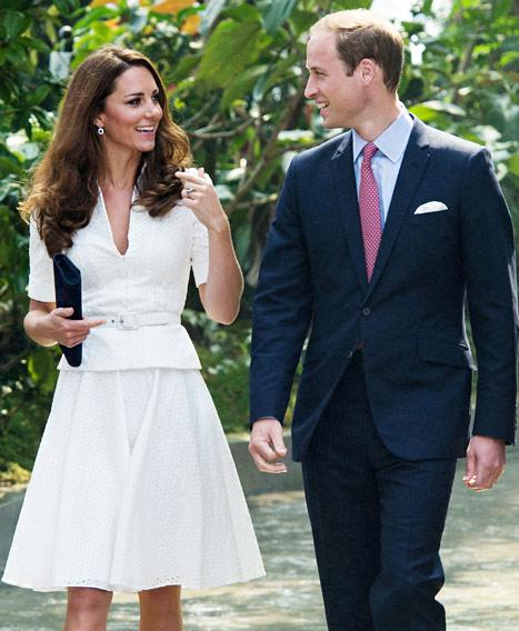 """Kate Middleton, Prince William Planning to """"Become Parents in 2013"""""""