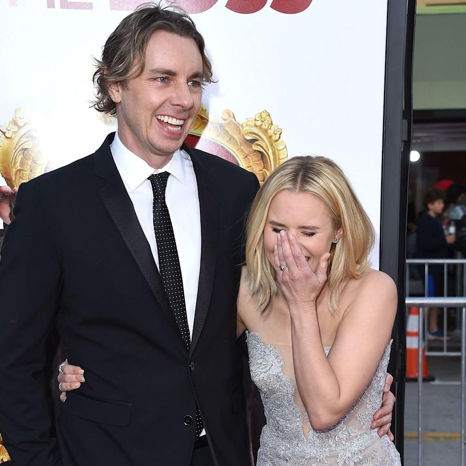 Kristen Bell Says Dax Shepard Is Addicted To Growth Post