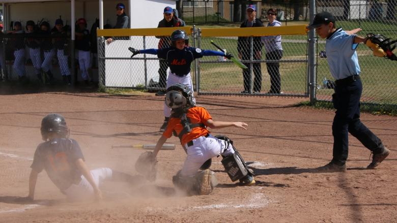 Irrigation work on Calgary ball diamonds leaves little league players with nowhere to play