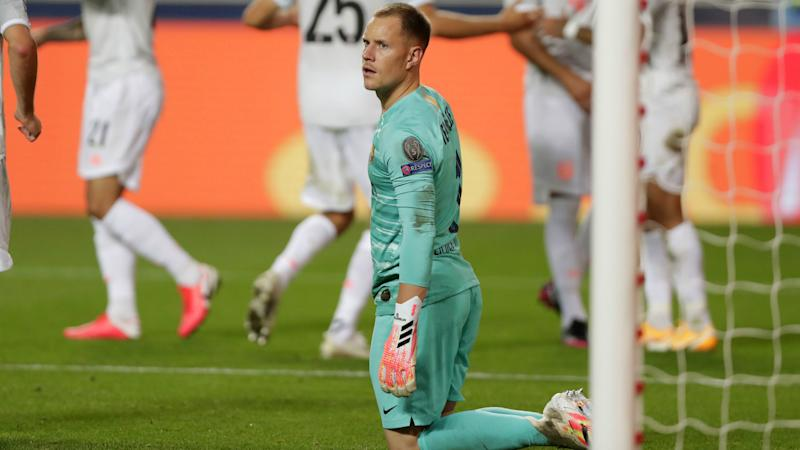 'I feel sorry for Ter Stegen' - Bayern's Neuer saddened to see German rival concede eight goals