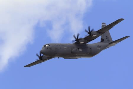 New Zealand selects Lockheed C-130J as preferred military transport replacement