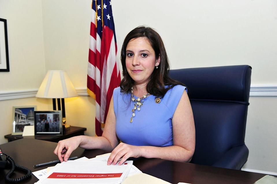 Elise Stefanik Is Going to Bring Women Back to the GOP