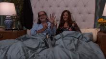 Glenn Weiss and Fiancee Jan Celebrate Surprise Emmys Engagement on 'Kimmel'