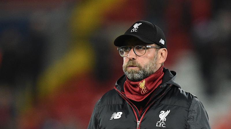 Klopp provides Liverpool injury update ahead of Sheffield United clash & reveals he's not expecting a busy January
