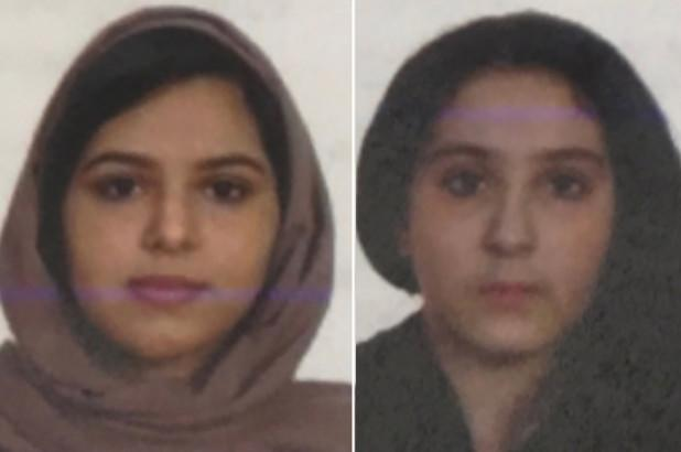 Saudi Arabian Sisters Found Duct Tape Together in Hudson River