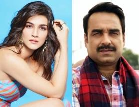 After 'Luka Chuppi', Kriti Sanon, Pankaj Tripathi reunite for Laxman Utekar's 'Mimi'