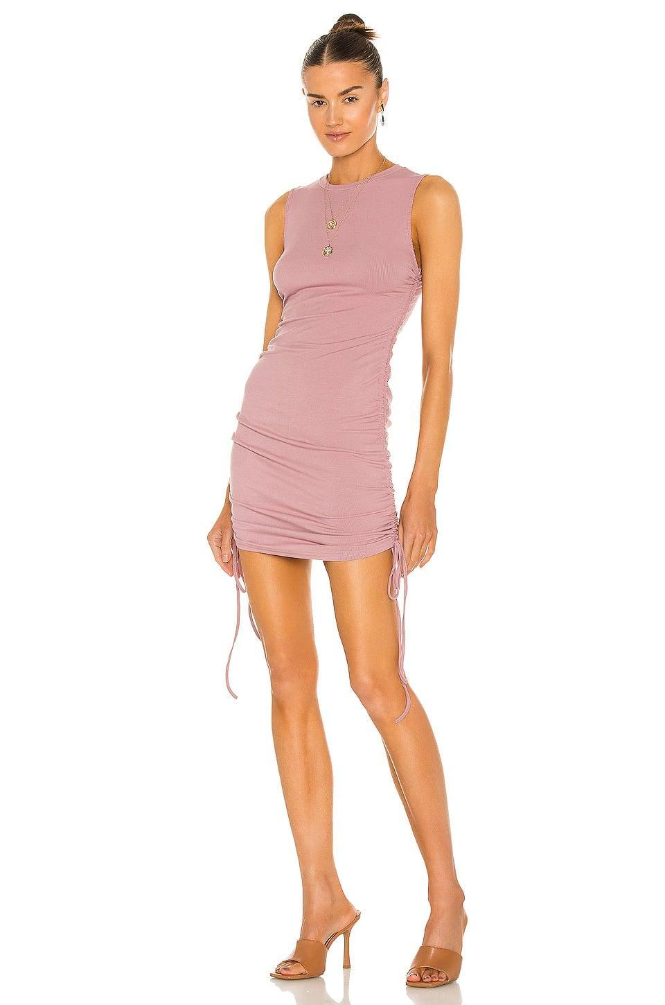 <p>You can't go wrong with this sexy, simple <span>BB Dakota Sleeveless Mini Dress</span> ($49).</p>