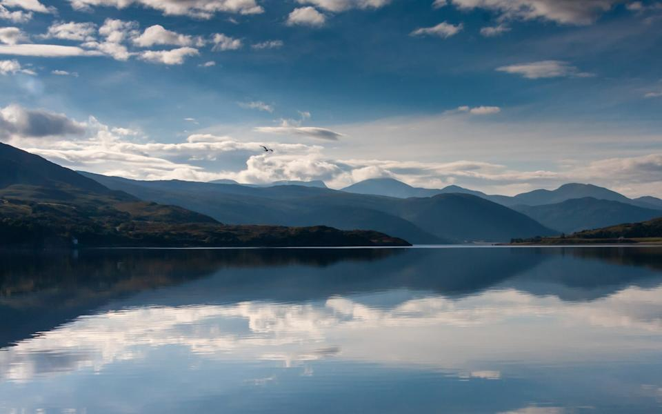 Loch Broom - Getty