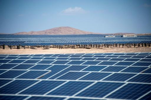 Double-digit growth last year in solar and wind power generation was still not fast enough to meet soaring electricity demand that also pushed up the use of coal, the most carbon-intensive of fuels