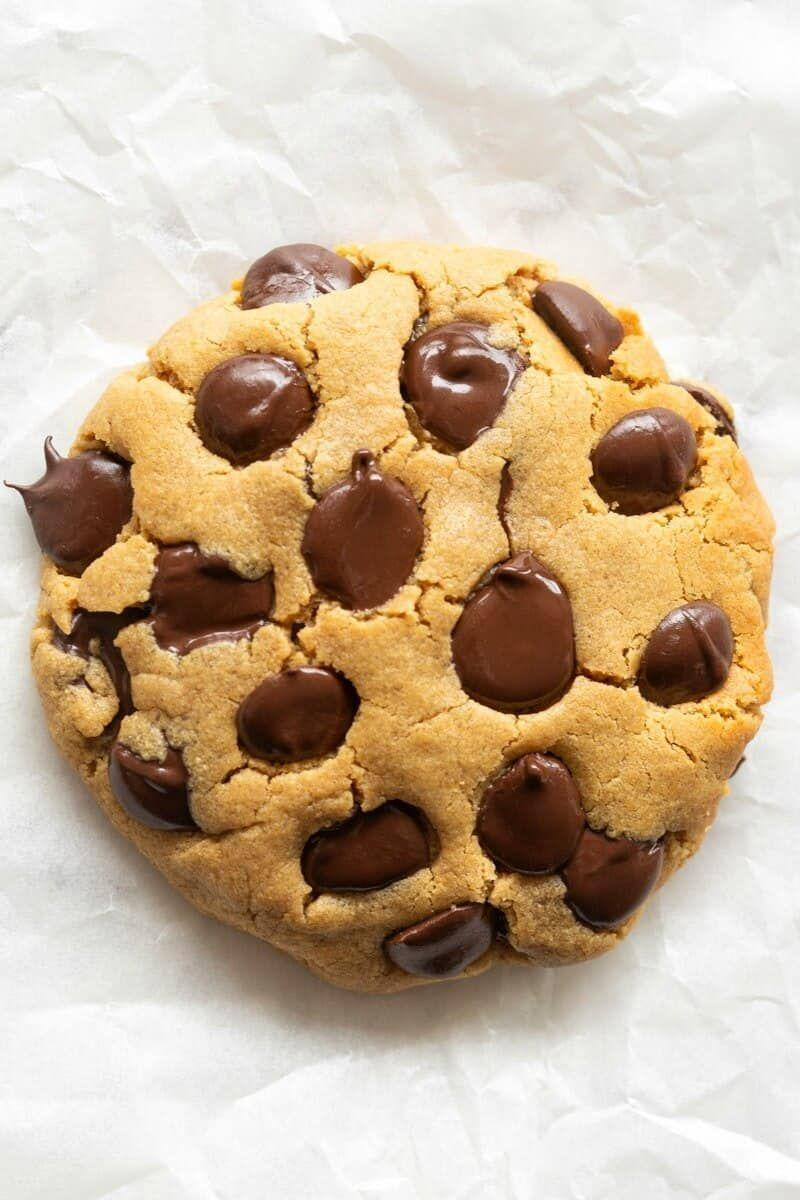 """<p>Ever have a cookie craving, but don't want to bake a whole batch? This single serve cookie will do the trick! Bonus: It's ready in just under 12 minutes. </p><p><strong>Get the recipe at <a href=""""https://thebigmansworld.com/chocolate-chip-cookie-for-one/"""" rel=""""nofollow noopener"""" target=""""_blank"""" data-ylk=""""slk:The Big Man's World"""" class=""""link rapid-noclick-resp"""">The Big Man's World</a>.</strong></p><p><a class=""""link rapid-noclick-resp"""" href=""""https://go.redirectingat.com?id=74968X1596630&url=https%3A%2F%2Fwww.walmart.com%2Fsearch%2F%3Fquery%3Dpioneer%2Bwoman%2Bmixing%2Bbowls&sref=https%3A%2F%2Fwww.thepioneerwoman.com%2Ffood-cooking%2Fmeals-menus%2Fg37115017%2Fhealthy-cookie-recipes%2F"""" rel=""""nofollow noopener"""" target=""""_blank"""" data-ylk=""""slk:SHOP MIXING BOWLS"""">SHOP MIXING BOWLS</a></p>"""