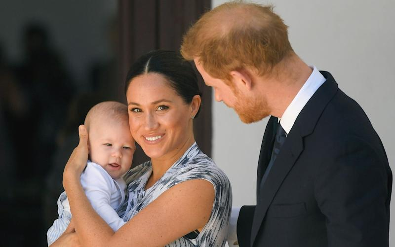 The Queen is understood to have invited the Sussexes to Balmoral this summer - Pool/Samir Hussein