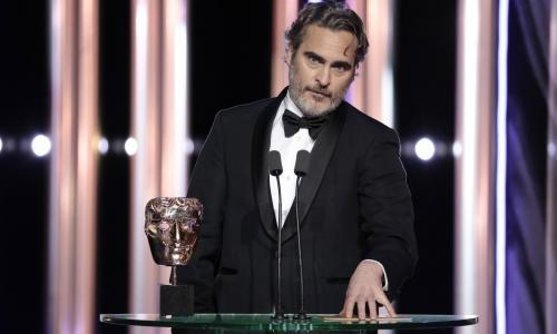 Joaquin Phoenix's attack on Baftas for 'systemic racism' applauded