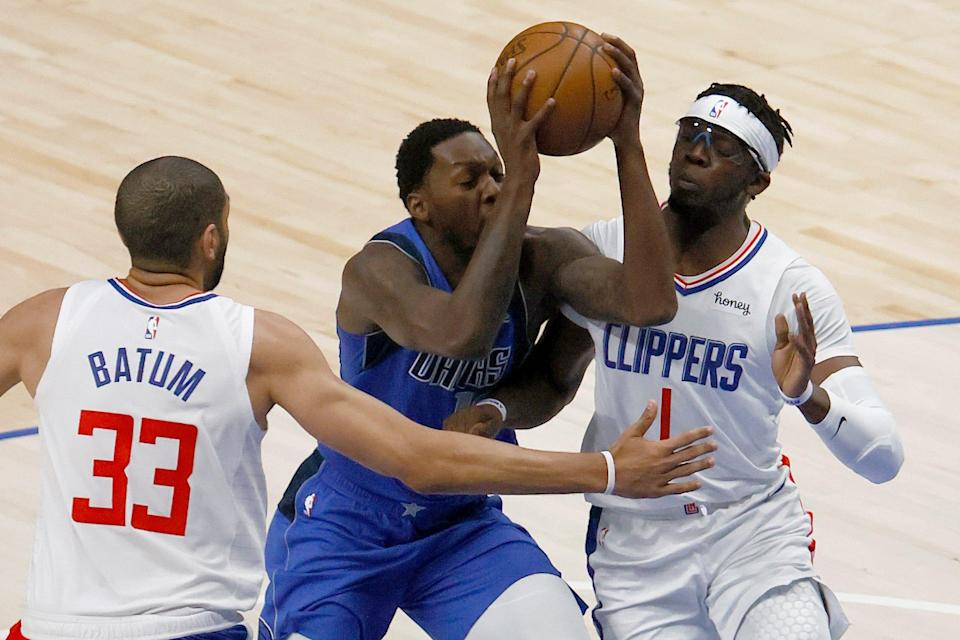 The Clippers are expected to retain Reggie Jackson (1) and Nicolas Batum (33), although both will attract offers elsewhere.