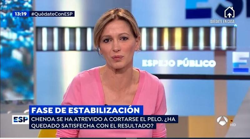 Susanna Griso (Photo: ANTENA3)
