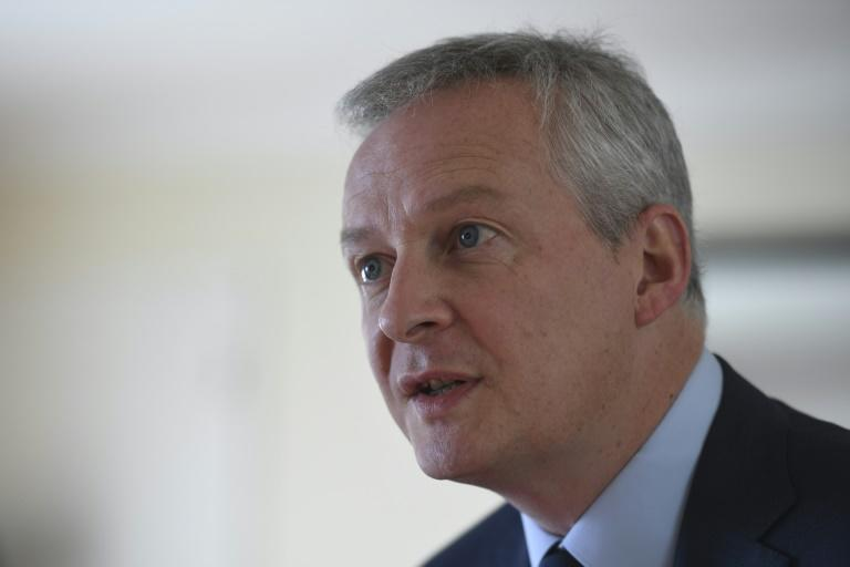 "French finance and economy minister Bruno Le Maire is imploring the US to ""see sense"" over an impending global trade war"