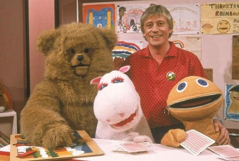 Featuring well-loved characters Zippy, George and recent 'The Voice' contestant Bungle. Rainbow sees the creatures help out presenter Geoffrey with the various tasks and activities that need completing. The series didn't tend to have a continuing storyline so this allowed for the characters to create as much mischief as possible. With an impressive 23 series under its belt it's no wonder that it's a cult favourite – plenty for fans to re-watch!