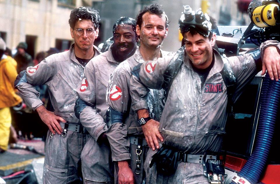 Ghostbusters was released in 1984 (Credit: Columbia Pictures)