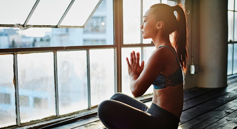 A new study has discovered that mindfulness can help ease physical pain [Image: Getty]