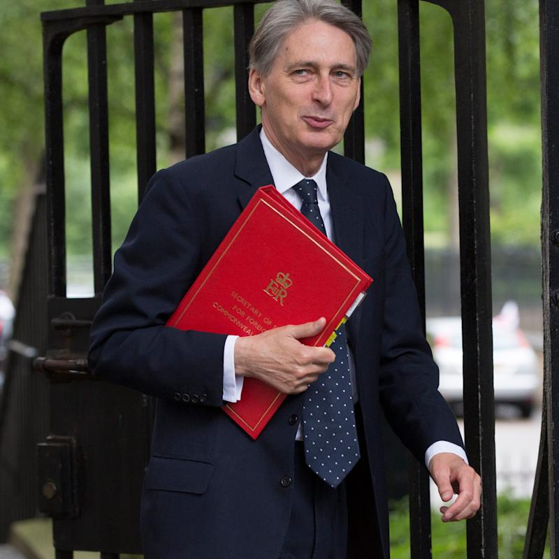 Philip Hammond - Credit: Nick Edwards/Nick Edwards