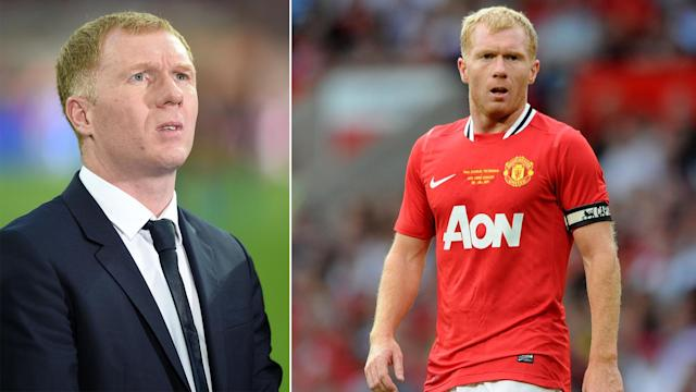 Paul Scholes has picked his all-time Man United XI.