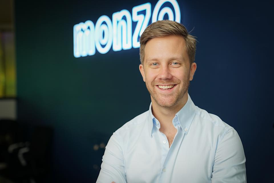 Monzo founder Tom Blomfield. Photo: Monzo
