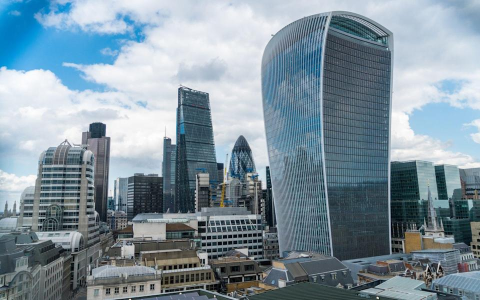 City of London asset manager Sanne is the latest target of a UK dealmaking frenzy - iStockphoto