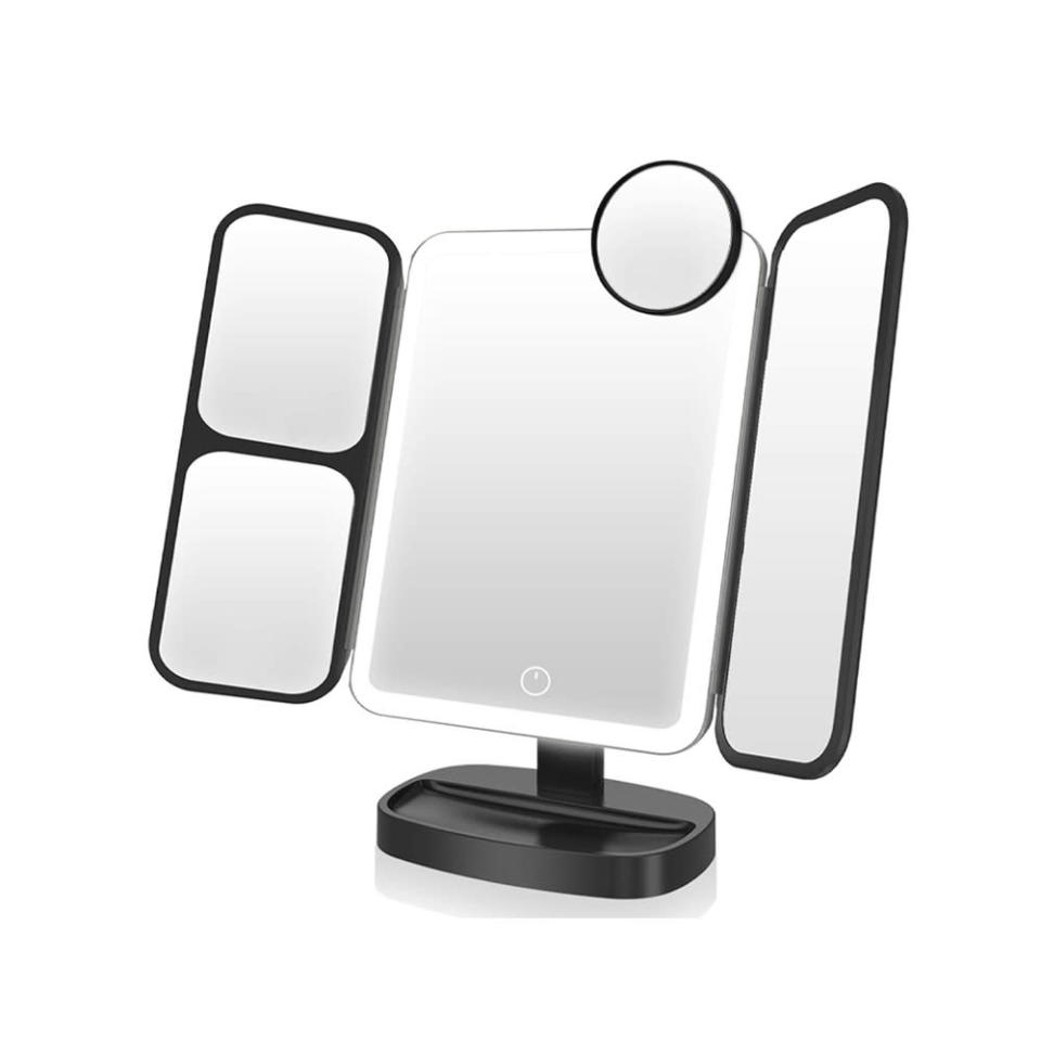 Easehold Ultra-Thin Trifold Mirror
