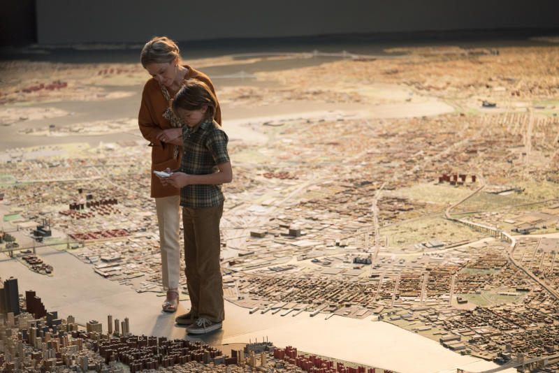"Julianne Moore and Oakes Fegley star in ""Wonderstruck."" (Roadside Attractions)"