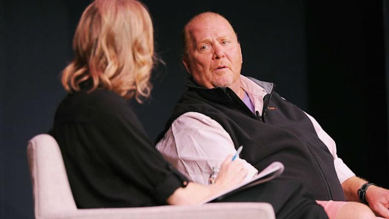 Mario Batali takes leave of absence, apologizes to those 'I have mistreated and hurt'