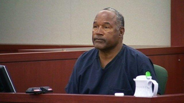 O.J. Simpson Granted Parole On Some Charges