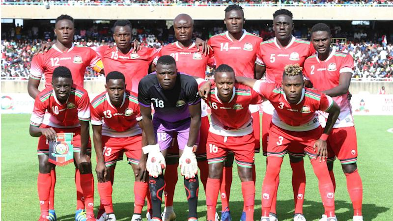 Francis Kahata: Harambee Stars know how to face big teams in Afcon