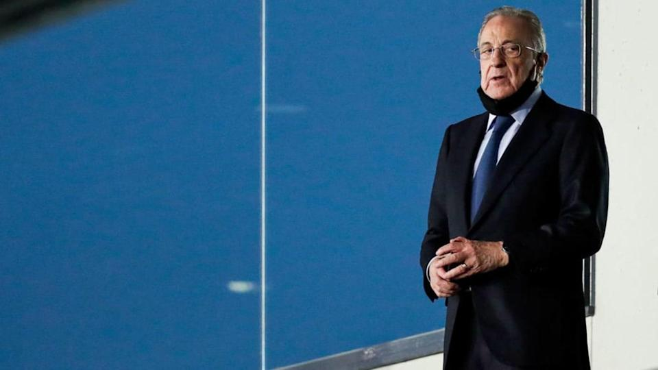 Florentino Perez | Soccrates Images/Getty Images