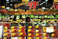 """<p>Is it really possible for food to be fresher <em>and</em> cheaper than competing stores? At Wegmans, the answer is yes. According to the <em>Washington Post</em>, an <a href=""""https://www.washingtonpost.com/news/wonk/wp/2015/05/13/why-wegmans-really-is-the-best-supermarket-in-the-u-s/?utm_term=.1395959dbb18"""" rel=""""nofollow noopener"""" target=""""_blank"""" data-ylk=""""slk:independent analysis of prices"""" class=""""link rapid-noclick-resp"""">independent analysis of prices</a> at grocery chains found that the prices at Wegmans were 13 percent lower than the average prices at places like Giant and Safeway. They're able to do this thanks to their high turnover rate, the fact that they rely more on private brands rather than big brands, and their self-reliant nature when it comes to distribution. Whatever the case, it means your groceries are going to be less expensive. </p>"""
