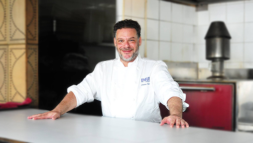 Olivier Bendel Shares with us More About Soufflé, His Latest Restaurant in Singapore