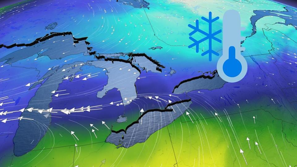 After searing heat, Ontario's week goes out with frost risk and snow for some