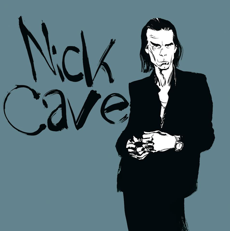 "<p>Aus: ""Nick Cave & The Bad Seeds: Ein Artbook von Reinhard Kleist"" (Carlsen) </p>"