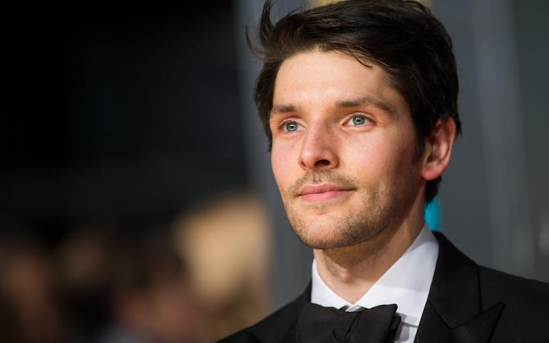 Colin Morgan, the actor