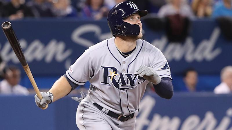 Rays Up -- Tampa Bay Advances to ALCS