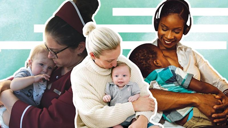 3 moms share unique breastfeeding experiences: 'I was losing my mind'