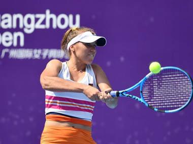 Guangzhou International 2019: American Sofia Kenin beats Sam Stosur to clinch third WTA singles title of the year