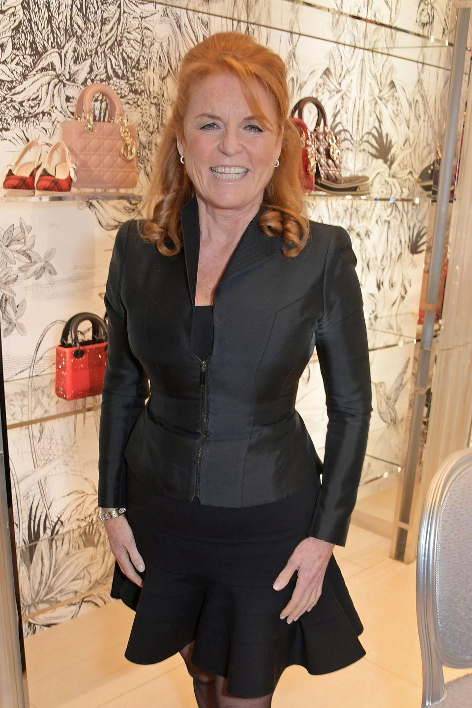 <p>Wish a happy birthday to Sarah, Duchess of York on October 15th. She was born in 1959. </p><p> Also on this day: <br>Vanessa Marcil<br>Penny Marshall <br>Emeril Lagasse <br>Dominic West <br>Keyshia Cole </p>