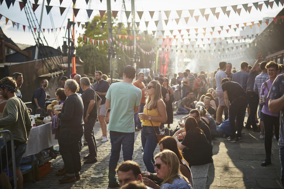 Meatopia is one for meat lovers (the clue is in the name) [Photo: Meatopia]